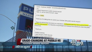 TUSD won't release Pueblo probe findings