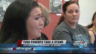 Parent and bullied son kicked out of TUSD