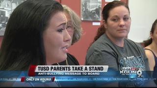 TUSD parents speak out on discipline problems