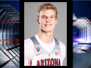 Lauri Markkanen wins Pac-12 Player of the Week