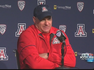 AZ football picked last in Pac-12 media poll