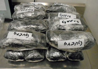 CBP officers seize drugs, vehicles at border