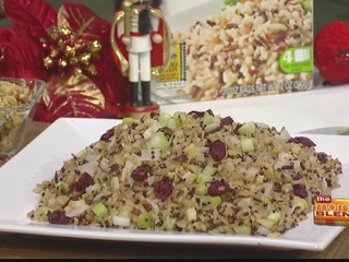 Holiday Pantry Staples with Lyssa Weiss