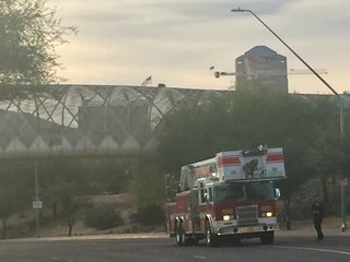 TPD responding to suspicious item near downtown