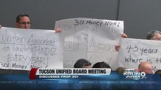 TUSD teachers closer to getting Prop 301 surplus