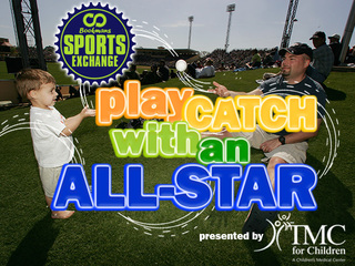 Play Catch with an All-Star Gallery