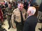 Sheriff Napier asking state  for investigation