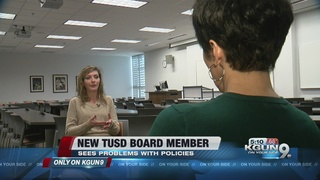 New TUSD board member calls policies a mess