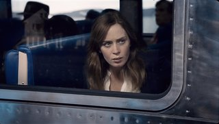 'The Girl on the Train' debuts on home video