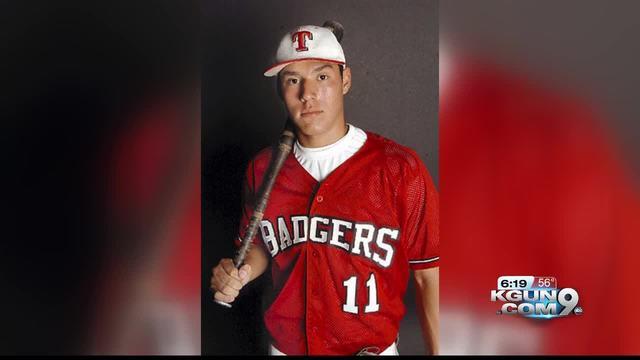 Tucson High trainer honors Chris Moon