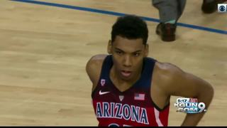Wildcats rise to No. 5 in AP poll