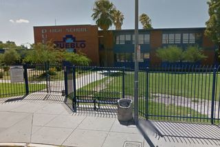 Second break-in reported at Pueblo HS