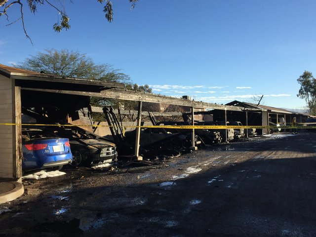 TPD investigating arson on south side