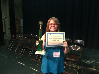 Ironwood Elementary students wins Spelling Bee