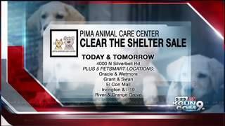 Pacc to host quot clear the shelter quot event this weekend kgun9 com