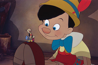 New 'Pinocchio' blu-ray out today