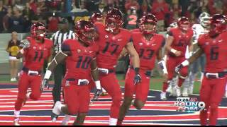 Rich Rodriguez speaks on National Signing Day