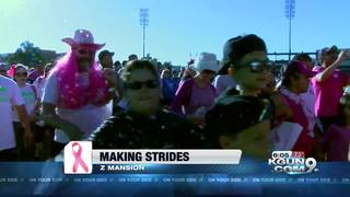 American Cancer Society celebrates big success