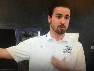 Sabino announces new football head coach