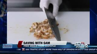 SAVING WITH $AM: Kids score free food by reading