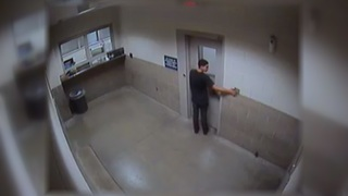 Video shows inmate escape from jail