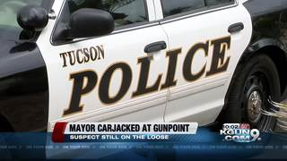 Tucson mayor carjacked