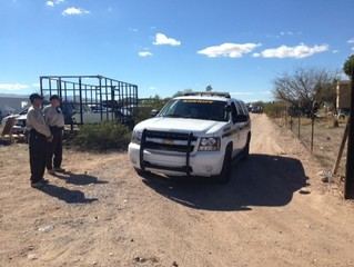 Man killed in shooting south of Tucson