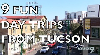 9 Fun Day Trips from Tucson