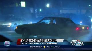 City Council cracking down on street racing