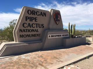 GALLERY: Security at Organ Pipe Monument