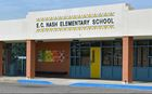 Bag of weapons found at Tucson school