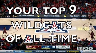 YOU VOTED: Your top 9 Wildcats of all time