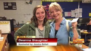 Bens Bells Bellee: Deanna Slaughter
