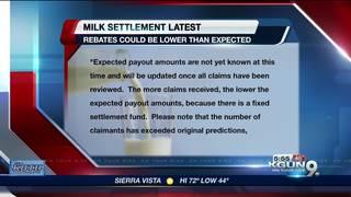 SAVING WITH $AM: Milk rebate update