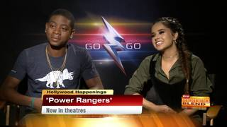 Hollywood Happenings: Becky G and R.J. Cyler