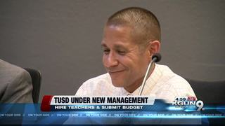 Interim TUSD superintendent's goals for district