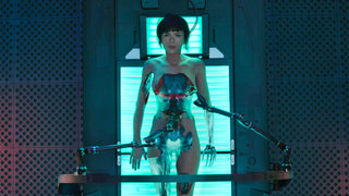 MOVIE REVIEW: 'Ghost in the Shell'