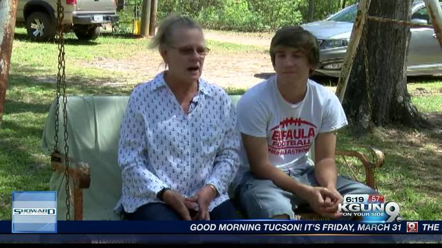 Teen not allowed to take grandma to prom