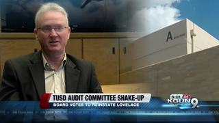 Booted TUSD audit committee member is back