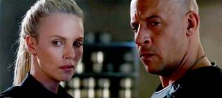 MOVIE REVIEW: 'Fate of the Furious'