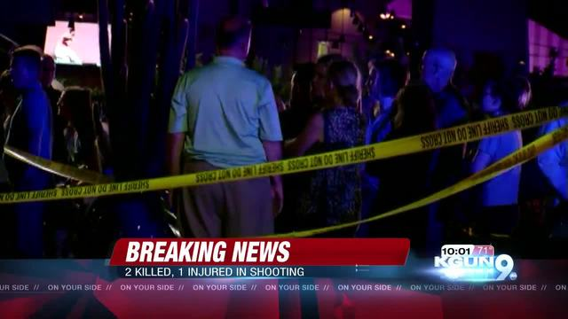 2 men killed in Arizona mall shooting