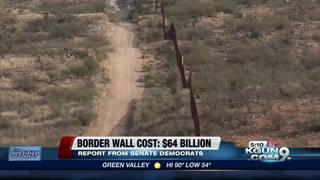 Democrats say border wall will cost $64 billion