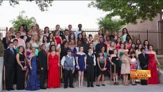 Dream Night Prom for teens with cancer