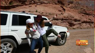 The Jeep Girls share their adventures
