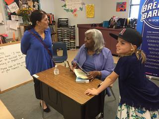 4th grader wins Jackie Robinson essay contest