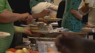 Monthly potluck connects Tucson refugees