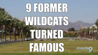 9 former Wildcats who are now famous