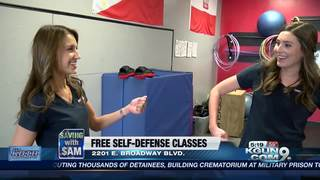 Trainer offers free self-defense classes