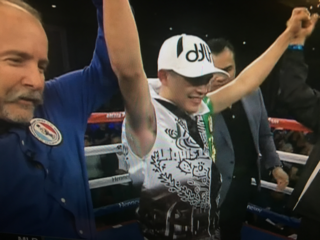 Diego De La Hoya wins at Casino del Sol