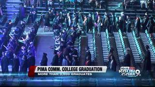 Pima Community College graduates more than 3,500